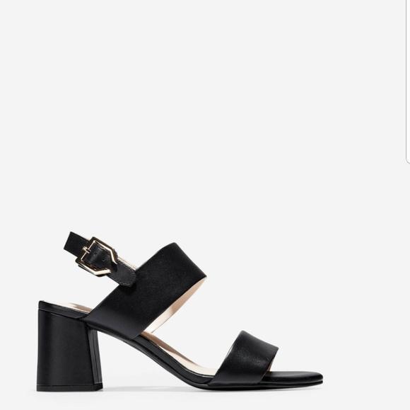 1c1de321ca Cole Haan Shoes | Avani City Blk Sandal | Poshmark